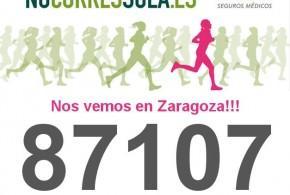 #Nocorressola se extiende a Zaragoza. ¡Gracias a todos!