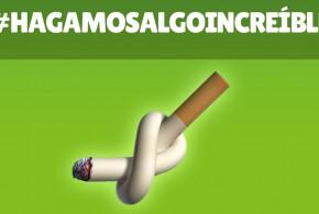 #Hagamosalgoincreible por tener mas hábitos saludables