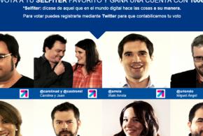 Los ganadores de los #premiosSelfBank fueron @derechupete y @clipset
